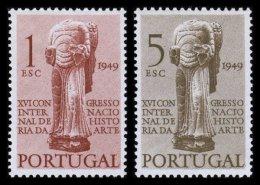 PORTUGAL, AF 713/14, Yv 724/25, * MLH, F/VF, Cat. € 19,00 - 1910-... République