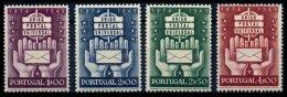 PORTUGAL, AF 715/18, Yv 726/29, * MLH, F/VF, Cat. € 29,00 - 1910-... République
