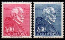 PORTUGAL, AF 753/54, Yv 764/65, * MLH, F/VF, Cat. € 12,00 - 1910-... République