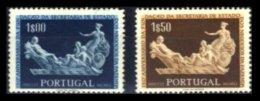 PORTUGAL, AF 794/95, Yv 805/06, (*) MNG, F/VF, Cat. € 5,50 - Neufs