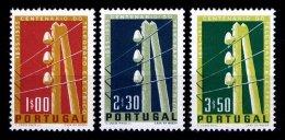 PORTUGAL, AF 815/17, Yv 826/28, ** MNH, F/VF, Cat. € 107,00 - Nuovi