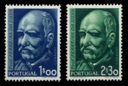 PORTUGAL, AF 819/20, Yv 829/30, * MLH, F/VF, Cat. € 20,00 - Neufs