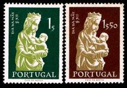 PORTUGAL, AF 825/26, Yv 835/36, (*) MNG, F/VF - Neufs