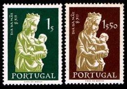 PORTUGAL, AF 825/26, Yv 835/36, ** MNH, F/VF, Cat. € 8,00 - 1910-... République
