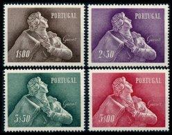 PORTUGAL, AF 827/30, Yv 837/40, * MLH, F/VF, Cat. € 164,00 - Neufs