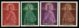 PORTUGAL, AF 835/38, Yv 845/48, * MLH, F/VF, Cat. € 27,00 - Neufs