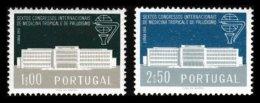 PORTUGAL, AF 839/40, Yv 849/50, * MLH, F/VF, Cat. € 21,00 - Neufs