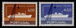 PORTUGAL, AF 841/42, Yv 851/52, * MLH, F/VF, Cat. € 23,00 - Neufs