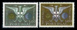 PORTUGAL, AF 847/48, Yv 857/58, * MLH, F/VF, Cat. € 31,00 - Neufs
