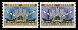 PORTUGAL, AF 876/77, Yv 886/87, * MLH, F/VF, Cat. € 38,00 - 1910-... République