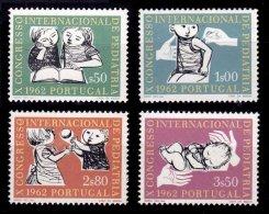 PORTUGAL, AF 894/97, Yv 904/07, ** MNH, F/VF, Cat. € 17,00 - 1910-... République
