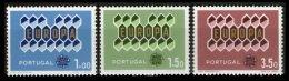 PORTUGAL, AF 898/900, Yv 908/10, */** MLH/MNH, F/VF, Cat. € 7,00 - 1910-... République