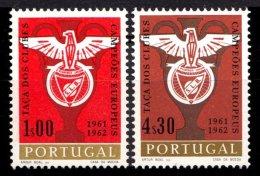PORTUGAL, AF 904/05, Yv 914/15, * MLH, F/VF, Cat. € 4,00 - 1910-... République