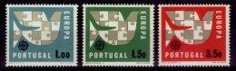 PORTUGAL, AF 919/21, Yv 929/31, (*) MNG, F/VF, Cat. € 16,00 - 1910-... République