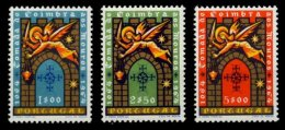 PORTUGAL, AF 950/52, Yv 960/62, (*)/* MNG/MLH, F/VF, Cat. € 9,00 - 1910-... République