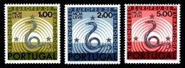 PORTUGAL, AF 1011/13, Yv 1021/23, * MLH, F/VF, Cat. € 6,50 - 1910-... République