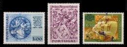 PORTUGAL, AF 1038/40, Yv 1048/50, * MLH, F/VF, Cat. € 14,00 - 1910-... République