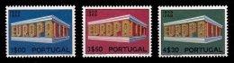 PORTUGAL, AF 1041/43, Yv 1051/53, ** MNH, F/VF, Cat. € 62,00 - 1910-... République