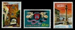 PORTUGAL, AF 1113/15, Yv 1123/25, (*) MNG, F/VF, Cat. € 6,00 - Neufs