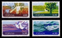 PORTUGAL, AF 1122/25, Yv 1132/35, */** MLH/MNH, F/VF, Cat. € 8,00 - Neufs