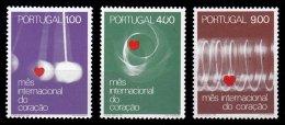 PORTUGAL, AF 1149/51, Yv 1147/49, (*) MNG, F/VF, Cat. € 10,00 - Neufs