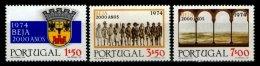 PORTUGAL, AF 1230/32, Yv 1240/42, * MLH, F/VF, Cat. € 10,00 - Neufs