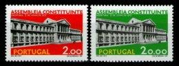 PORTUGAL, AF 1253/54, Yv 1263/64, (*) MNG, F/VF, Cat. € 12,00 - Neufs