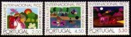 PORTUGAL, AF 1255757, Yv 1265/67, (*) MNG, F/VF, Cat. € 10,50 - Neufs
