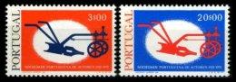 PORTUGAL, AF 1275/76, Yv 1285/86, (*) MNG, F/VF, Cat. € 8,50 - Neufs