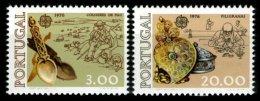 PORTUGAL, AF 1281/82, Yv 1291/92, * MLH, F/VF, Cat. € 128,00 - Neufs