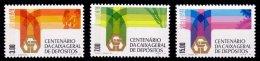 PORTUGAL, AF 1302/04, Yv 1312/14, * MLH, F/VF, Cat. € 11,00 - Neufs