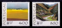 PORTUGAL, AF 1330/31, Yv 1340/41, (*) MNG, F/VF, Cat. € 5,00 - Neufs