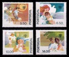 PORTUGAL, AF 1425/28, Yv 1423/26, (*) MNG, F/VF, Cat. € 4,00 - Neufs