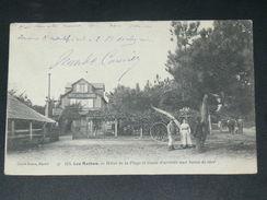 LES MATHES / LA PALMYRE   1910   HOTEL DE LA PLAGE  CIRC EDITEUR - Les Mathes