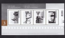 Canada 2015, #2815,  Canadian Photography Serie #3,     SS   4 Stamps - Blocs-feuillets