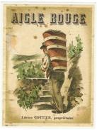 Rare // Aigle Rouge, Lucien Cottier, Vaud // Suisse - Etiquettes
