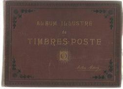 ALBUM ARTHUR MAURY MONDE 1908  VOIR SCANS ET DESCRIPTION - Verzamelingen (in Albums)