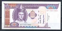 460-Mongolie Billet De 100 Tugrik 2000 AF795 Neuf - Mongolia