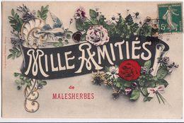 MALESHERBES-MILLE AMITIES - Malesherbes