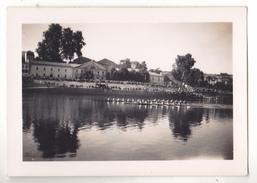 PHOTO  FORMAT  9 X 6  SAINTE FOY LA GRANDE EN GIRONDE  COMPETITION D'AVIRON  VOIR VARSO 11/07/1943 - Unclassified