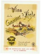 Rare // Aigle, Vins De La Commune Aigle, Vaud // Suisse - Etiquettes