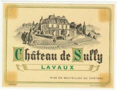Rare // Lavaux, Château De Sully, Vaud // Suisse - Etiquettes