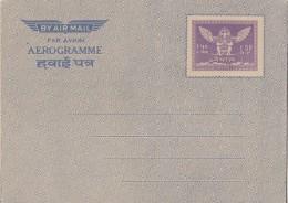 Nepal    1.50 R  Garuda  Bird  Aerogam Mint  #  00900  D - Nepal
