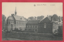 Sint-Pieters-Leeuw / Leeuw St. Pierre  - Het Klooster / Le Couvent ( Verso Zien ) - Sint-Pieters-Leeuw