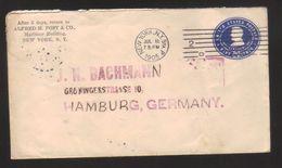 7503- United States , USA,  Postal Stationery – Lightly Creased - Postal Stationery