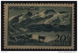 N° 582 - X X - ( F 192 ) - ( Le Lac Lérié Et La Meije ) - France