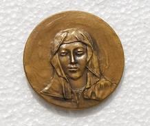 Medaglia VI Centenario Nascita Santa Rita 1381-1981 - Royal/Of Nobility
