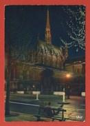 CP40 75 PARIS 614 La Sainte Chapelle 1966 - France