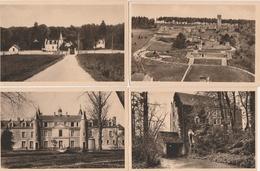 17 / 9 / 167  -  Lot  De  12  CP  DE  BIERVILLE    ( 91, PAR   ÉTAMPE  )   -  LE  FOYER  DE  LA  PAIX - 5 - 99 Cartes