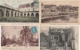 17 / 9 / 168  -    LOT  DE  20  CP  DE  SOISSONS -  Toutes Scanées - Cartes Postales